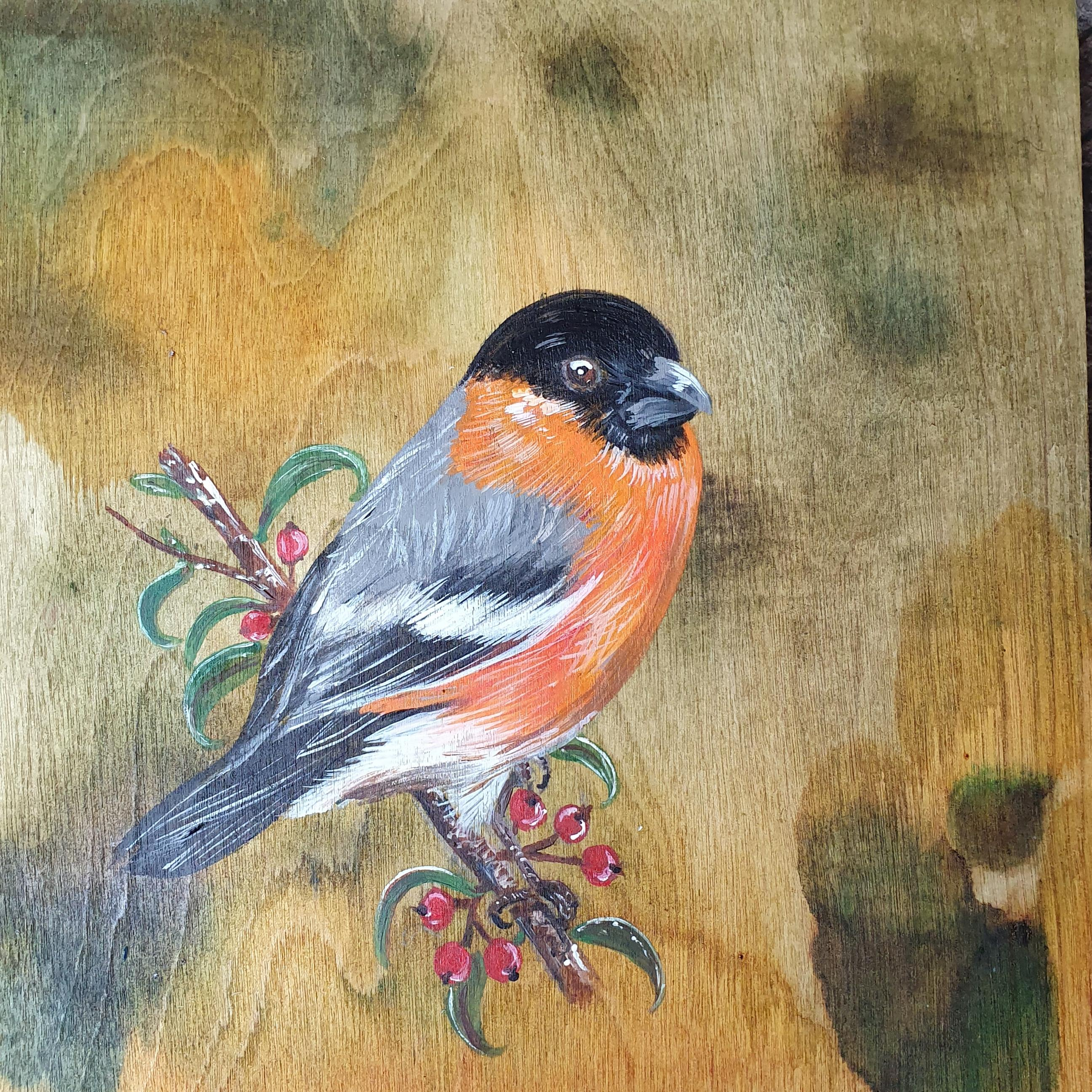 The Bullfinch Song.