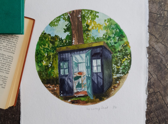 The Writing Shed