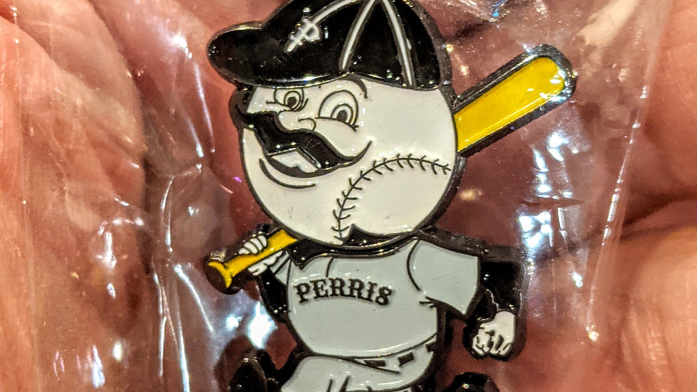 Perry The Prospector Pin