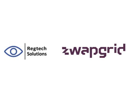 Regtech Solutions och Zwapgrid inleder samarbete