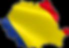 Harta_României_Tricolor_transparent_4.pn