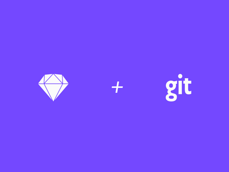 Version control your designs with Sketch and git