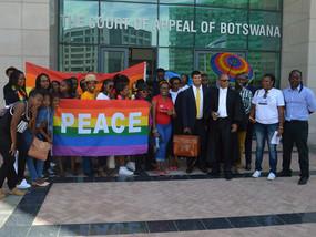 В Ботсване вынесено историческое судебное решение, признавшее идентичность трансгендерного мужчины