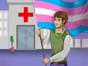 День видимости транс*людей: видимость в условиях пандемии
