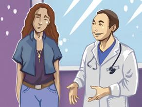 Медицинскому специалисту о транс* людях