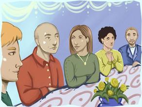 Первая встреча для родителей трансгендерных людей прошла в Казахстане