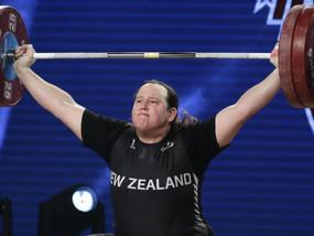 Трансгендерная спортсменка Лорел Хаббард ответила на критику
