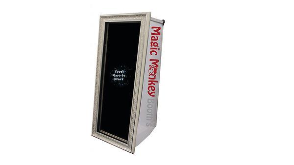 Magic Mirror Booth. Magic Mirror. Magic Mirror Photo Booth. Magic Mirror hire Essex.
