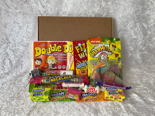 Sweet and Sour Postal Box