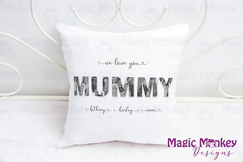 Mothers Day Photo Cushion