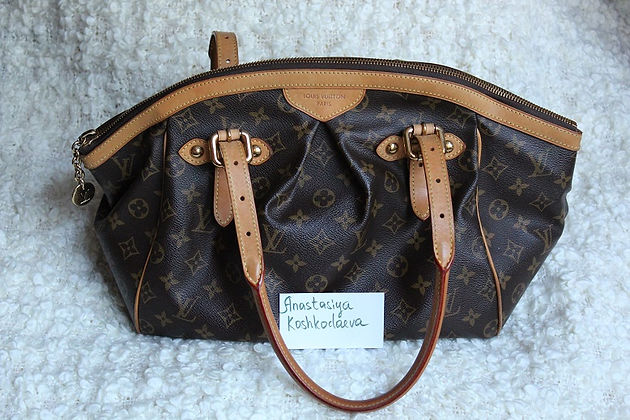 How To Spot A Fake And Authentic Louis Vuitton Bag Love >> How To Tell If A Louis Vuitton Tivoli Gm Is Fake Or