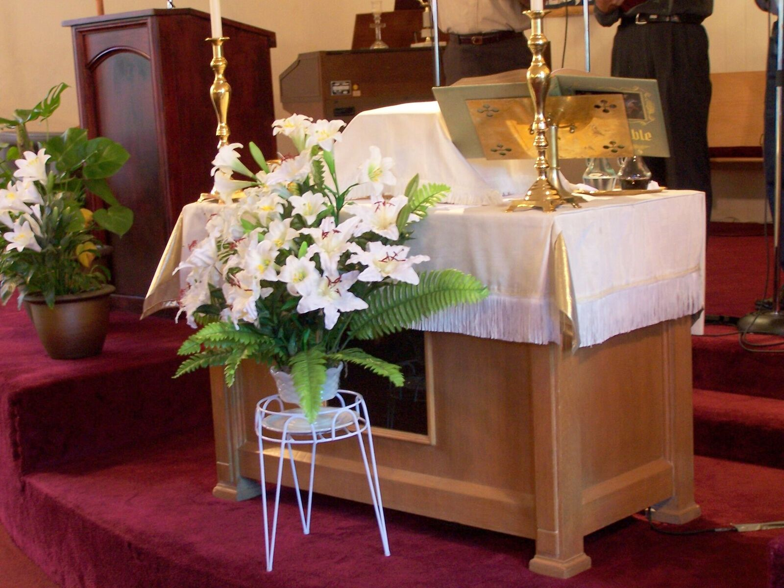 Funeral Officiant