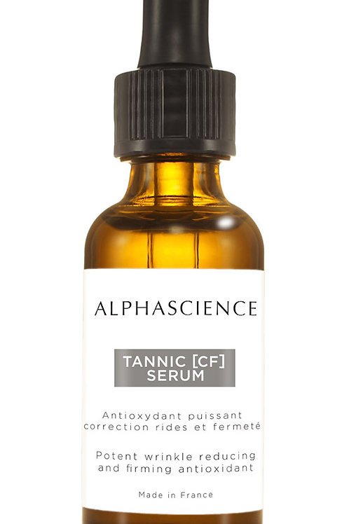 AlphaScience Tannic (CF) Serum