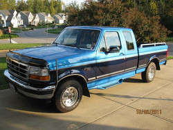 95 Ford F150 XLY