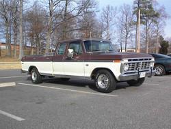 1975 F100 Ford Ranger
