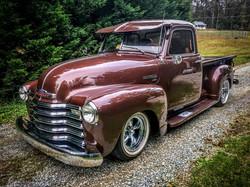 49 Chevy 5 Window