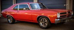 72 Pontiac Ventura