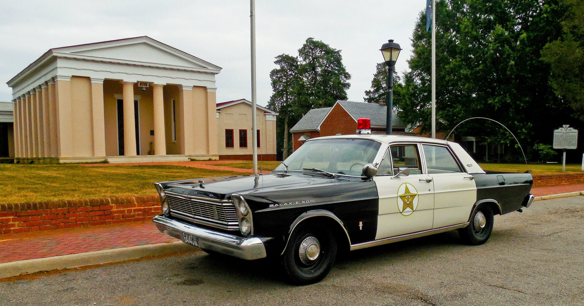 65 Mayberry Squad Car