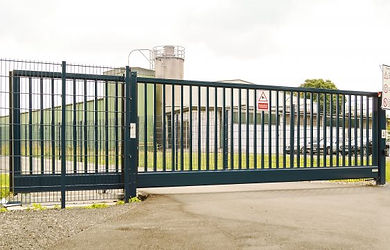 access products - aluminium sliding gate