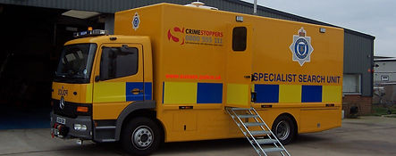 Specialist Search Unit