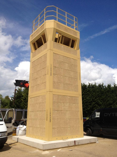 DUCS Observation Tower
