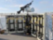 Maritime ballistic protection