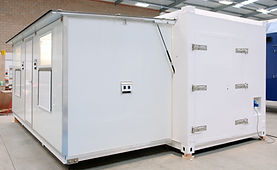 Specialist Containers for a range of in-theatre uses