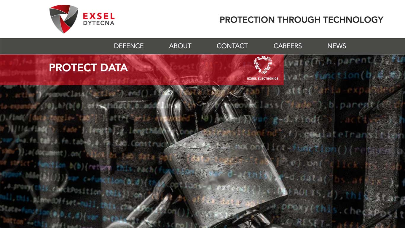 Exsel Dytecna - Protect Data