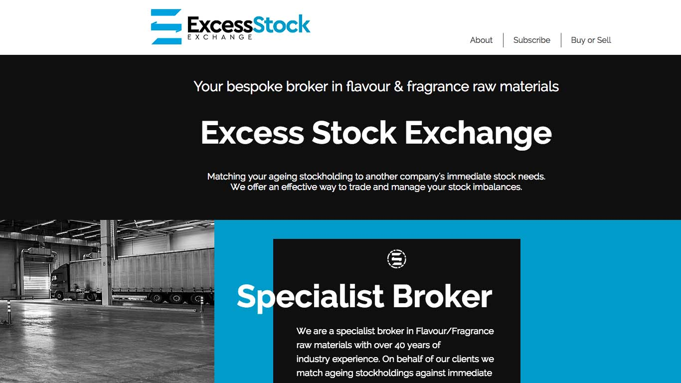 Excess Stock Exchange