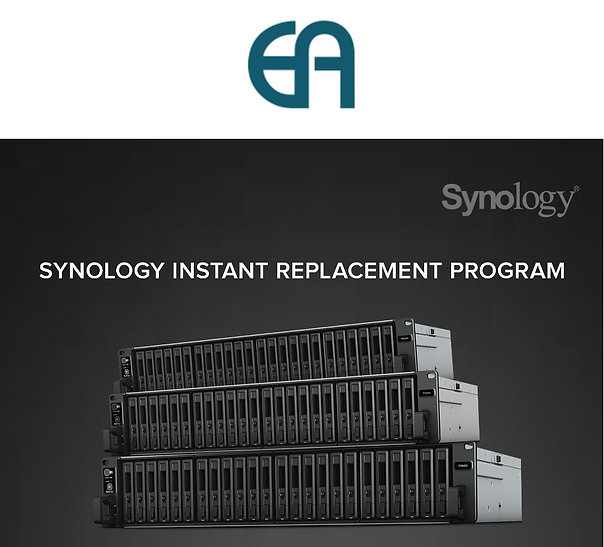 Synology Instant Replacement Program_NEW