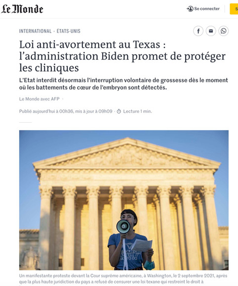 Loi texane anti-avortement
