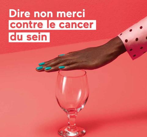 """Cancer du sein : """"La prévention c'est tous les jours. Le dépistage, c'est tous les deux"""