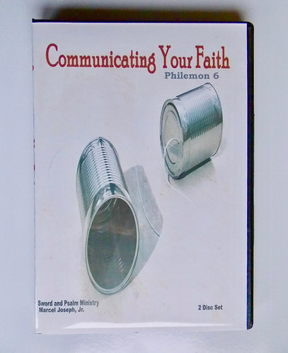 Communicating Your Faith