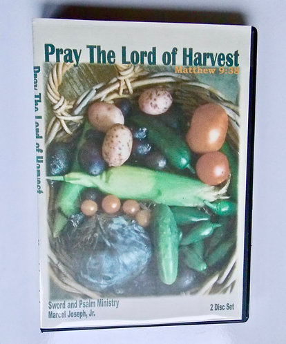 Pray the Lord of Harvest