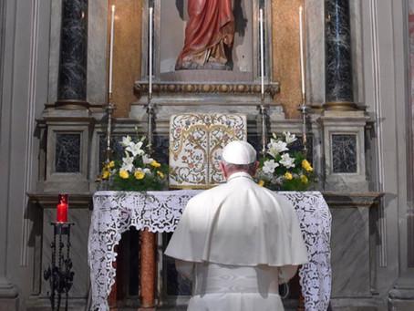 El Papa Francisco anima a la devoción al Sagrado Corazón