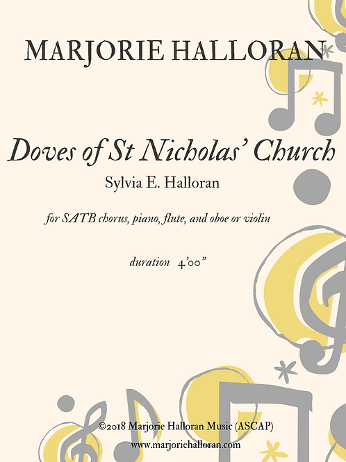 Doves of St Nicholas' Church