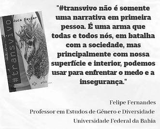Prefácio - #transvivo