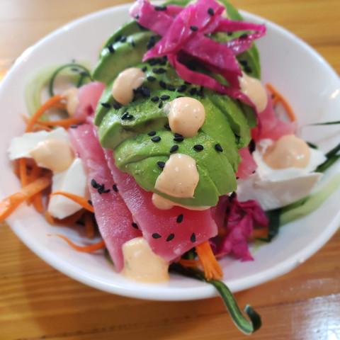 Poke Bowl (sushi tuesday)