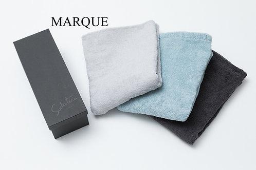 MARQUE bath towels