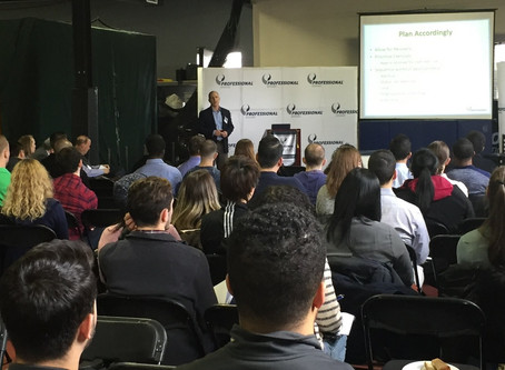 Professional Seminars' Experts Educate Over 100 Attendees at Its 6th Annual Student Symposium