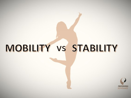 Mobility vs. Stability