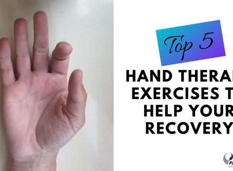 Top 5 Hand Therapy Exercises to Help Your Recovery