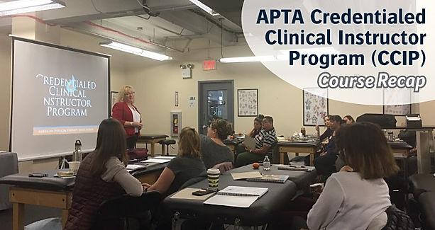 APTA CCIP April 2018 - Carousel Recap Im