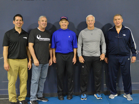 Professional Seminars Teams Up with Renowned Strength and Conditioning Legends to Deliver Sold-Out C