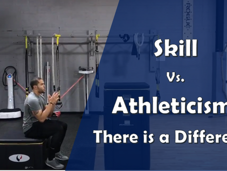 Skill vs. Athleticism: There is a Difference