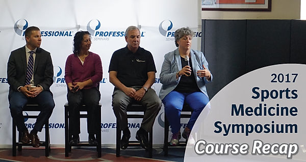 Sports Medicine Symposium | Recap