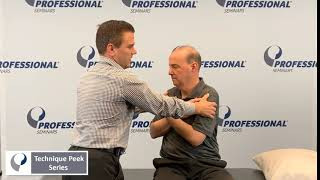 Technique Peek Video - Differentiating Cervical vs Thoracic Pain