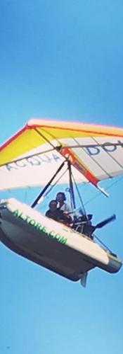 Le bateau volant d'Altore, ou plus techn