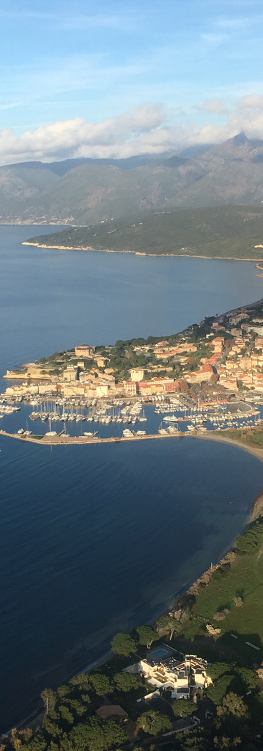 Saint Florent village