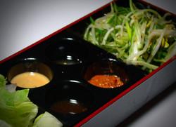 Mr Kimchi Salad